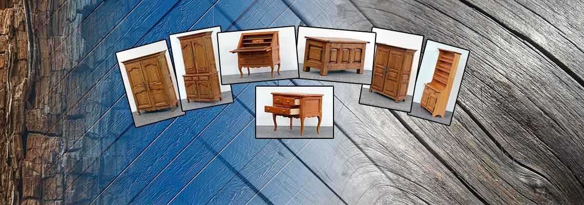 L'art de la fabrication de meubles en bois